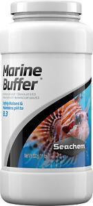 Seachem Marine Buffer 500g Raise and Maintain pH 8.3 Aquarium Reef FishTank Nano