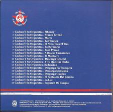 rare cd slip SALSA Cachao DESCARGA GENERAL en trompeta MEXICANA Guajira SIBONEY