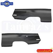 70-71 Dodge Dart Quarter Panel Skin - Pair LH & RH Goodmark New