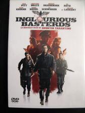 DVD Inglourious Basterds . DVD  avec Brad Pitt .