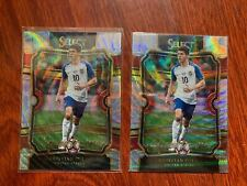 Christian Pulisic 2017-18 Panini Select Equalizers Prizm #EQ-40 Lot 2