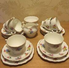Vintage Original Saucer British Porcelain & China