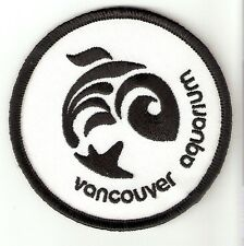 Vancouver Aquarium Souvenir British Columbia Patch