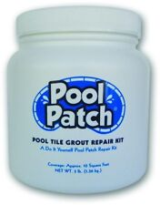 Pool Cleaning Kit 3 lb. White Tile Grout Quick Repair Tools Waterproof Cement