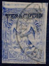 yh14 Mexico #22 t-1 1R Eagle, Veracruz (114.1864) Sz 1757A Est $40-60 Nice Stamp