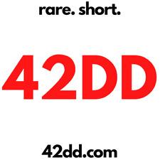 42DD.COM Domain Name For Cool Brandable Premium Short NNLL Website Rare 4 5 6