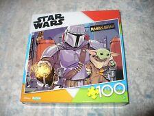 Star Wars The Mandalorian The Child Baby Yoda 100 piece Puzzle - Buffalo