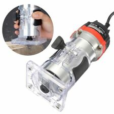 Electric Wood Router Hand Trimmer 530W 220V 35000 Rpm 1/4' Laminate Palm Tool