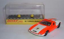 Dinky Toys No. 187, De Tomaso-Mangusta, - Superb Mint.