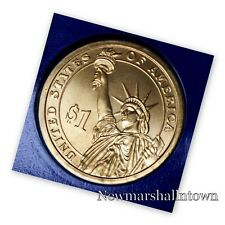 2007 P  James Madison ~ Satin Mint Pos A from Mint Set