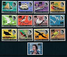 Pitcairn Islands **16 COMPLETE SETS + MORE (1967-77)** MNH & MLH; CV $90+