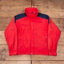 "Mens Vintage North Face Extreme Red Gore-Tex Jacket USA Medium 38"" R8635"