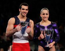 2012 Gymnastics Dvd American Cup - Jordyn Wieber, Aly Raisman, Douglas, Leyva