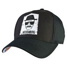 Breaking Bad - Heisenberg Notebook Sketch Fitted Baseball Cap