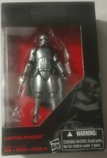 "NEW Captain Phasma - Sealed 3.75"" series figure - Star Wars The Black Series"
