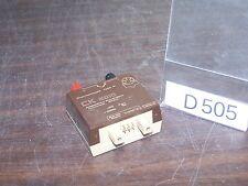 CHAUVIN ARNOUX CK2010 ADAPTATEUR PYROMETRE THERMOMETER MODULE *D505
