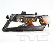 TYC NSF Left Side Halogen Headlight Assy For Acura TSX 2006-2008 Models