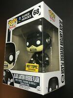 Black Lantern Reverse Flash #68 Funko Pop Heroes DC Comics Hot Topic Exclusive