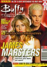 Buffy The Vampire Slayer 7/03,Sarah Michelle Gellar,July 2003,NEW