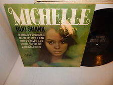 BUD SHANK CHET BAKER MICHELLE 1966 Pacific Jazz WP 1840 black label Pop Jazz LP