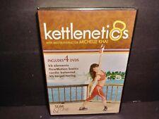 Kettlenetics Michelle Khai Slim & Tone Fitness Workout Dvd B344
