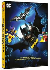 THE LEGO BATMAN MOVIE (DVD) voce Claudio Santamaria
