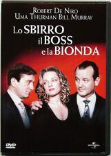 Dvd Lo Sbirro, il Boss e la Bionda con Robert De Niro 1993 Usato