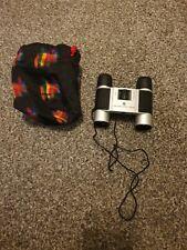 National Trust Binoculars 8 X 21 126M/1000M Fold Up Pocket Size With Case & neck
