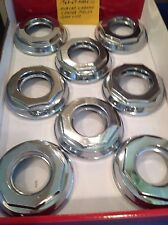 Lincoln Center Hubcap 1968-69 Mark 3 Center Chrome Piece Good Used