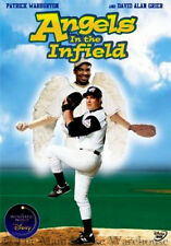 Angels in the Infield Disney Baseball Family Sports Movie on DVD Outfield Sequel