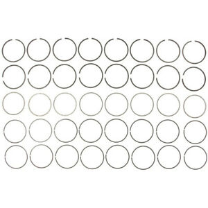 """MAHLE Clevite Piston Ring Set 40564CP.030; Moly-Faced 4.030"""" Drop-In Replacement"""