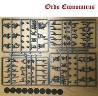 -- 10 PLAGUE MONKS -- skaven sprue pestilens censer bearers warhammer AoS sigmar