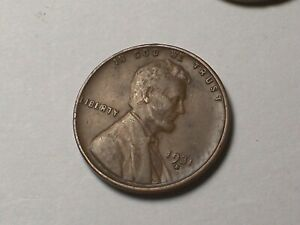 """1931-D  @   """"RARE"""" Lincoln Wheat Penny (From old Roll)"""