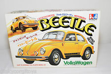 MITSUWA JAPAN KIT MW-500 251-Y VW VOLKSWAGEN BEETLE KAFER MOTORIZED MINT BOXED.