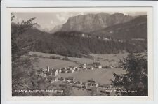 AK Bezau gegen Canisfluh, Bregenzer Wald, Foto-AK um 1940