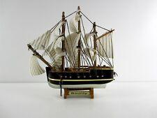 Petit Maquette de Bateau Bounty Voilier Dreimaster Royal Marine Objet Collection