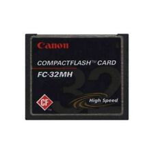 Canon FC-32MH - 32MB Compact Flash Memory Card