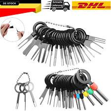 41Stk. Entriegelungswerkzeug Set  KFZ Stecker Auspinwerkzeug Pin Lösewerkzeug
