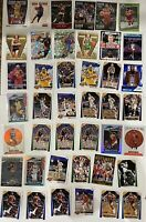 NBA Hoops, Donruss, And Panini Threads Insert Lot 42! Larry Bird, Iverson,+ More