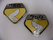 HONDA CB 750 Four k0 emblemi per pagine COPERCHIO emblema Set SIDE COVER F - 17