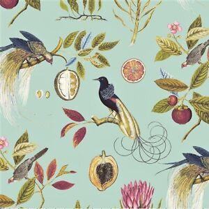 Cashmere by Sanderson for Freespirit, Paradesia - Garden, Cotton Fabric
