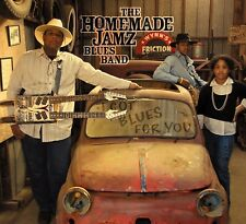 THE HOMEMADE JAMZ BLUES BAND - I GOT BLUES FOR YOU   CD NEW+