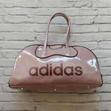 Vintage 70s Adidas Logo Duffle Gym Bag Airline Carry On