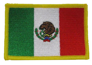 Mexico Mexican Country Wholesale lot of 6 Iron On Patch