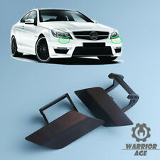 L&R Pair Headlight Washer Cap Cover For MERCEDES C-Class W204 2008 2009 2010 11