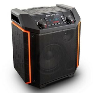 Ion Audio Sport XL Bluetooth Wireless Water Resistant Speaker System,USB Charge