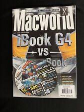 Macworld Magazin 2003 - Ibook G4 , Enthält 2 Scheiben, Computer