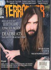 Terroroizer #265 October 2015 Uncle Acid & The Deadbeats Clutch MGLA 012918DBE2