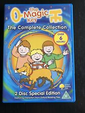 The Magic Key Complete Collection Dvd's
