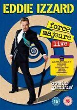 Eddie Izzard - Force Majeure (DVD, 2013)